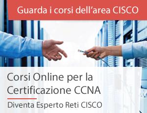 Corsi Online Cisco