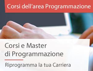 Corsi Programmazione Online