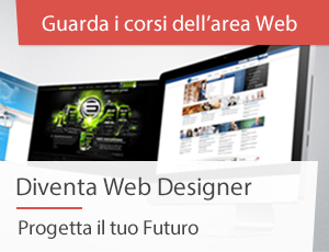 Corsi Web Design Online